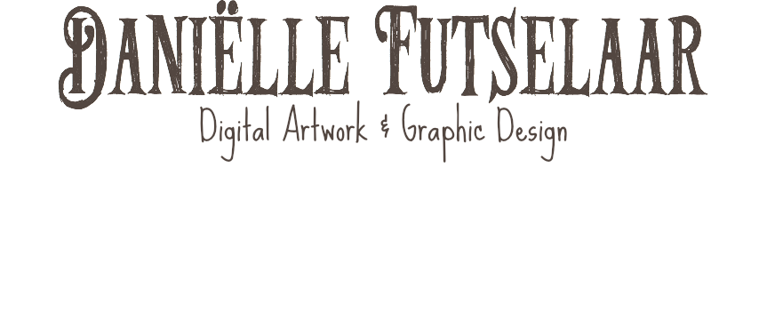 Daniëlle Futselaar Digital Artwork & Graphic Design